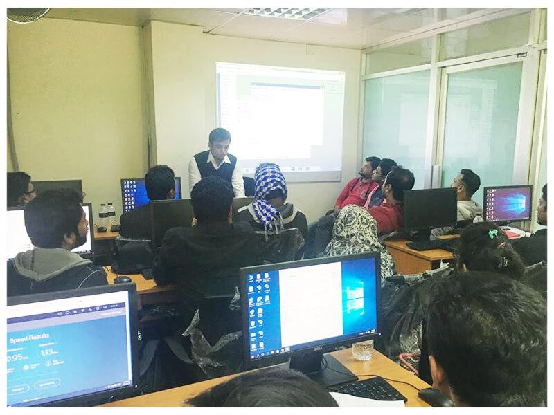 Basic Networking workshop