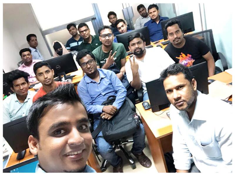 CCNA and MikroTik workshop Tsoft IT