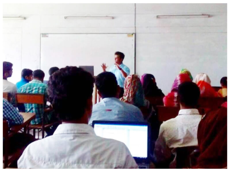 Career guideline seminar_Dinajpur polytechnic institute