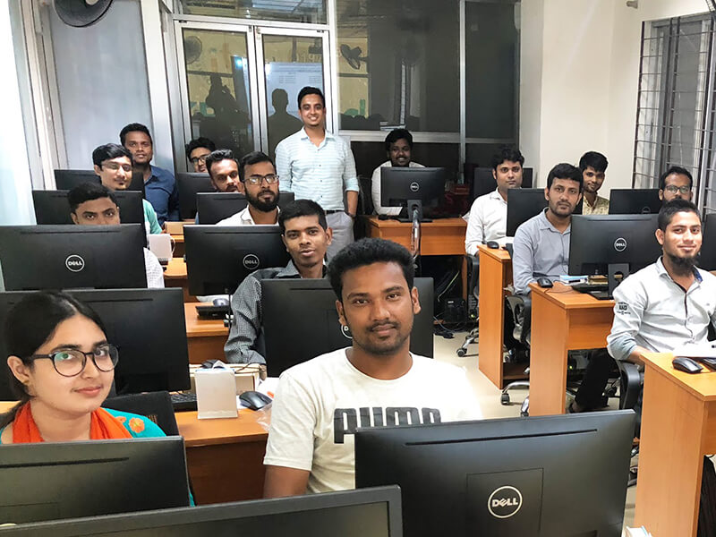 CCNA and MikroTik batch at Tsoft IT
